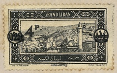 Proclamation of Greater Lebanon