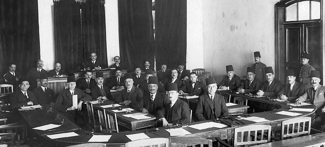 Members of the 1925 Parliament